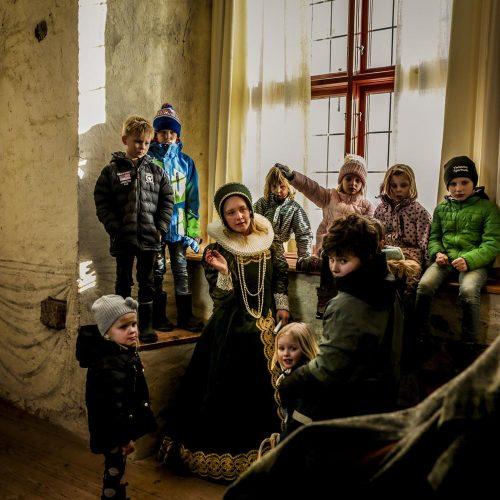 Guidad tur på Vadstena slott