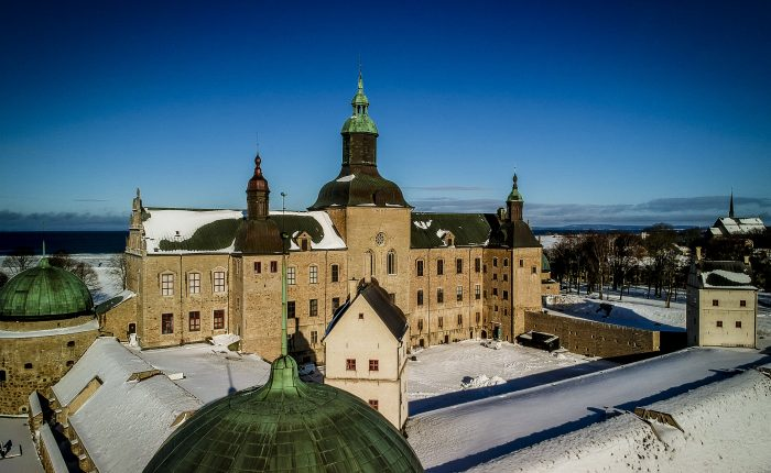 Gammeljul på Vadstena Slott