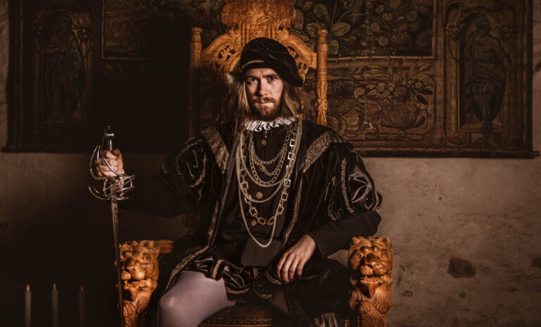 Gustav Vasa 500 år